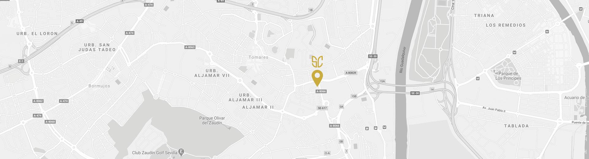 Mapa Sense